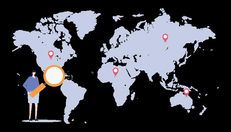 IP2Location LITE IP Geolocation
